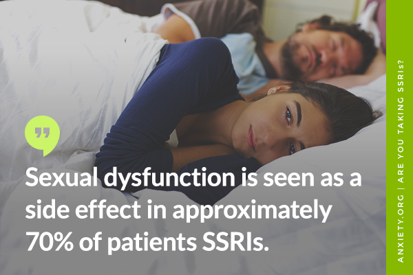Sexual effects Paxil side