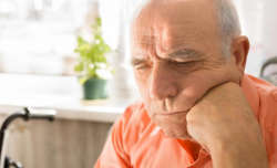 Dementia Patients With Symptoms Of Anxiety