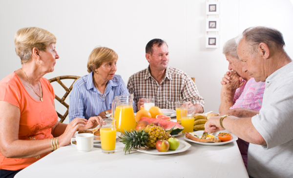 7 Recomendations to Prevent Weight Loss in Dementia Patients