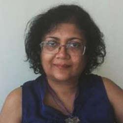 Veena Luthra, MD, ABPN