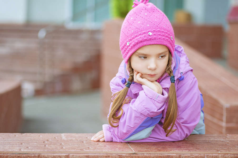 Children Today Report More Anxiety Than >> Identifying Signs Of Anxiety In Children