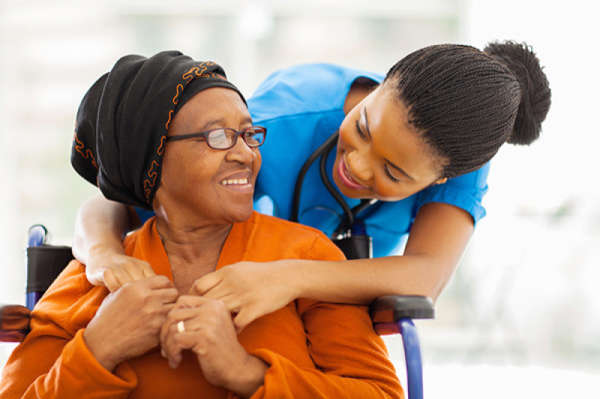 How Caregivers Can Assist With Dressing