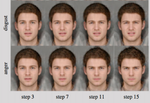 Facial expressions recognition for explanation